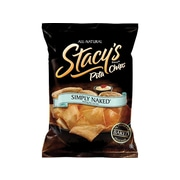Stacy's Simply Naked Chips, Sea Salt, 1.5 Oz., 24/Carton (QUA49650)