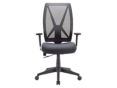 Raynor Outlast Cooling Fabric Task Chair, Black (OL9600-BLK)