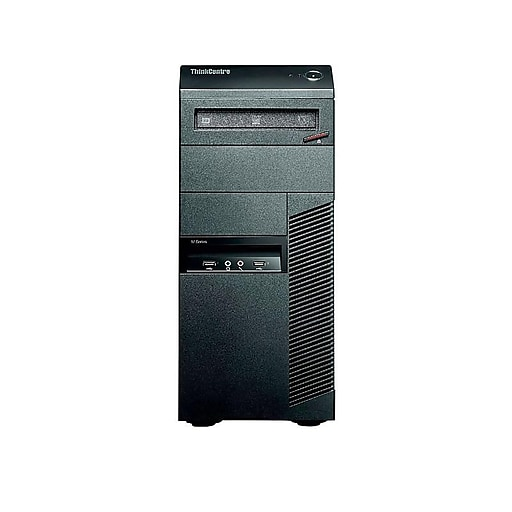 Lenovo ThinkCentre M91 637230991237 Desktop Computer, Intel i7, Refurbished