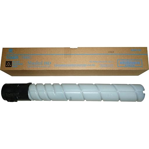 Konica Minolta TN321K Black Toner Cartridge, Standard Yield (A33K130)