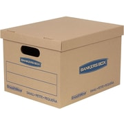 "16.25"" x 12.5"" x 10.5"" Moving Boxes and Kits, Kraft, 10/Carton (7714203)"