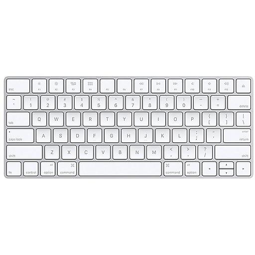 Apple Magic White Bluetooth Keyboard  160d281982