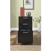 Altra Princeton Mobile File Cabinet, Espresso (9531096)