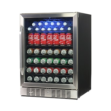 NewAir ABR-1770 Built-in 177 Can Beverage Refrigerator