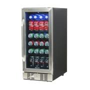 NewAir ABR-960 96 Can Compressor Beverage Cooler
