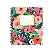 "2019-2020 Day Designer 7"" x 9"" Planner, Secret Garden (113655)"