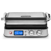 DeLonghi Livenza All-Day Countertop Grill with Waffle Plates