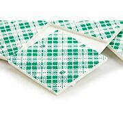 "Scotch® Indoor Mounting Squares, 1"" x 1"", White, 16 Squares (111P)"