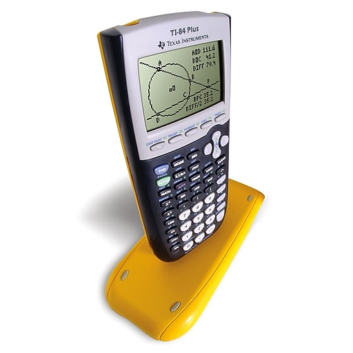 Texas Instruments TI-84 Plus Graphing Calculator, 10-Unit Teacher Pack at Staples