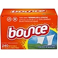 Bounce Outdoor Fresh Fabric Softener Dyrer Sheets, 240 Count (07312)