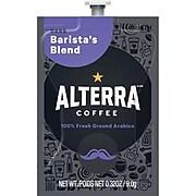 FLAVIA® ALTERRA® Barista's Blend Coffee Freshpacks, Dark Roast, 100/Carton (MDRA197)
