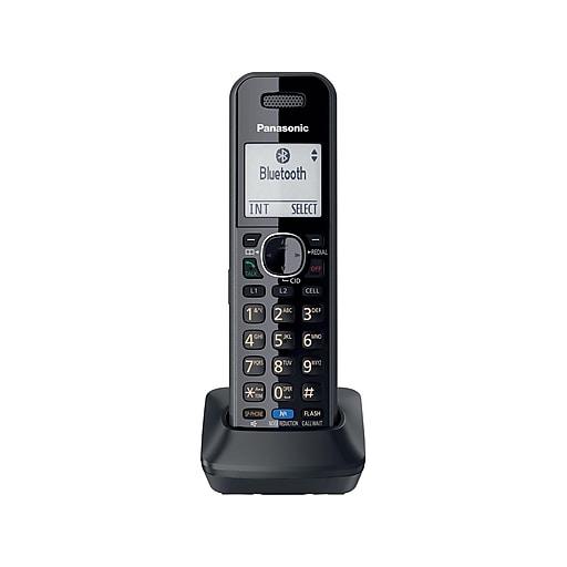 Panasonic KX-TGA950B Cordless Handset, Black