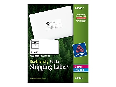 800EcoSwift Shipping Labels 1 3//4 x 1//2 inches Mailing Address Return Inventory Blank White Self Adhesive for Laser Inkjet Printer 1.75 x 0.5