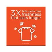 Tide Plus Febreze Freshness Spring & Renewal Turbo Clean Liquid Laundry Detergent, 92 fl oz 59 loads (87566)