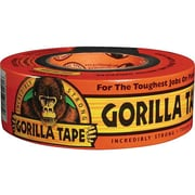 "Gorilla Tape General Purpose Duct Tape, 1.88""W x 35 Yds., Black (ADHGGT235)"