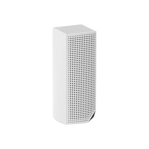 Linksys Velop Intelligent Mesh WiFi System, Tri-Band, White, 3/Pack  (WHW0303)