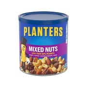 Planters Mixed Nuts, Variety, 15 Oz. (001670)