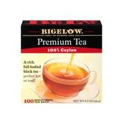 Bigelow Premium Ceylon Tea Bags, 100/Box (00351)