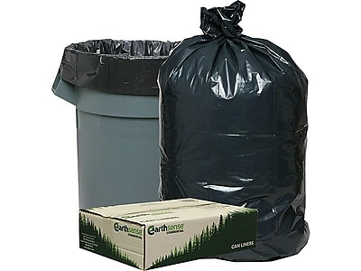 29x43 inch Dark Blue Trash Liner Sanitary Storage Hospital Waste Disposal Laundry Bag 200 Bags Total 33 Gallon Resilia Heavy Duty Soiled Linen Bags 1 Case of 200 Bags