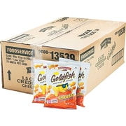 Pepperidge Farm Goldfish Crackers, Cheddar, 1.5 Oz., 72/Carton (13539)