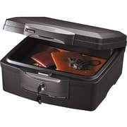 SentrySafe Plastic Fire/Waterproof Safe with Key, 0.28 cu. ft. (CFW20201)