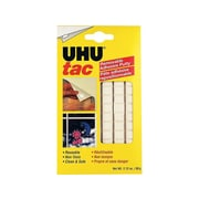 UHU Tac Removable Adhesive Putty, 2.12 Oz. (99683)