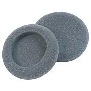 Plantronics 15729-05 Ear Cushions, Black, 2/Pack