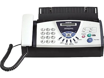 Brother FAX-575 Thermal Fax Machine