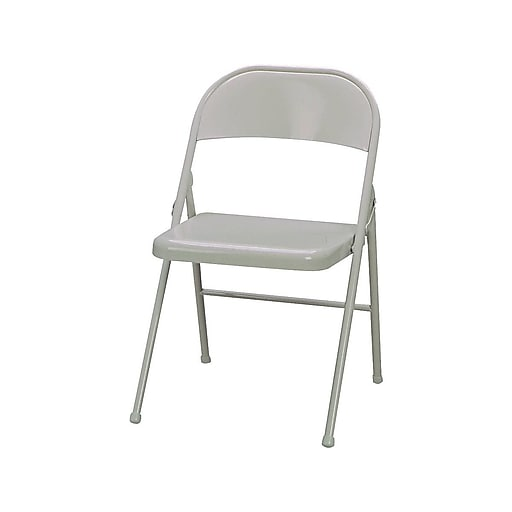 Astonishing Meco Sudden Comfort Powder Coated Metal Reception Chair Buff 033 09 004 Pabps2019 Chair Design Images Pabps2019Com