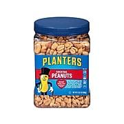 Planters Cocktail Nuts, Peanut, 35 Oz. (07615)