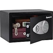 SentrySafe Steel Gun Safe with Keypad, 0.58 cu. ft. (X055)
