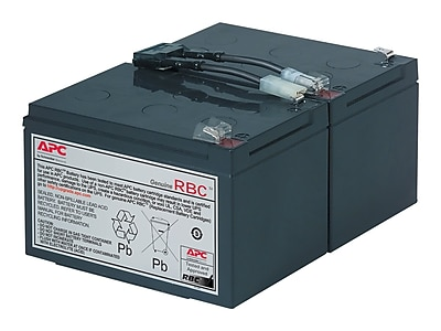 UPSBatteryCenter APC RBC48 Compatible Replacement Battery Pack