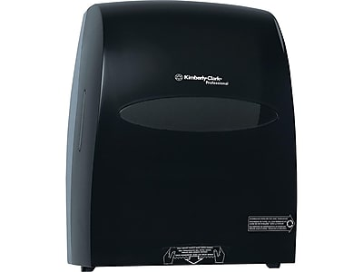 Kimberly-Clark Proffessional Sanitouch Hardwound Paper Towel Dispenser, Smoke (09990)