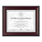 DAX Wood Certificate Frame, Rosewood (N3246N1T)