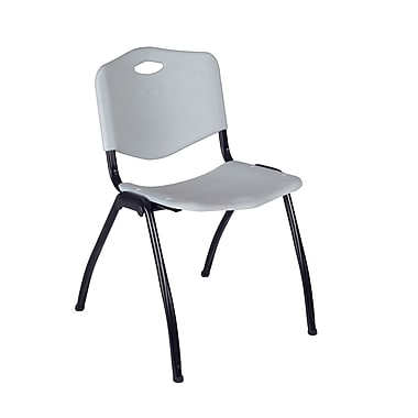 Regency 'M' Stack Chair- Grey (4700GY)