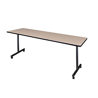 Regency ? Table de formation mobile Kobe de 84 x 24 po