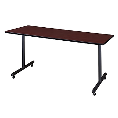 Regency – Table Kobe de 60 x 30 po, acajou (MKTRCT6030MH)