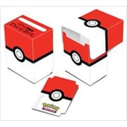 Ultra Pro 84213 Pokemon Red And White Full-View Deck Box( ACDD11784)