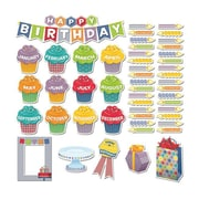 Creative Teaching Press Happy Birthday Mini Bulletin Board( EDRE46853)