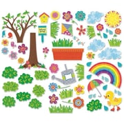 Creative Teaching Press Spring Essentials Value Pack Bulletin Board Set( EDRE47302)