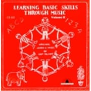 Educational Activities Best Of Hap Palmer - Learning Basic Skills Through Music, Volume II Cd( SSPC69267)