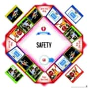 Pci Educational Publishing Pro-Ed Pci Life Skills For Todays World Game - Safety, 3 Plus Years( SSPC58787)