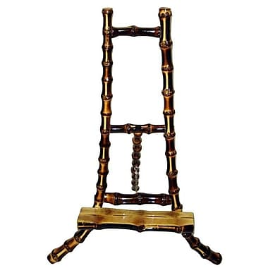 Bamboo54 Bamboo Root Easel Burnt( BMBOO020)