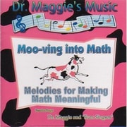Melody House Mooving Into Math- CD( MLDYH051)