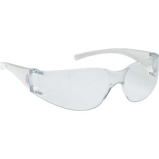 Jackson Safety Element Polycarbonate Safety Glasses, Clear Lens (25627)
