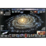 National Geographic Map Of The Milky Way( NGS481)