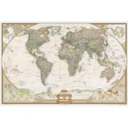 National Geographic World Executive Map( NGS422)