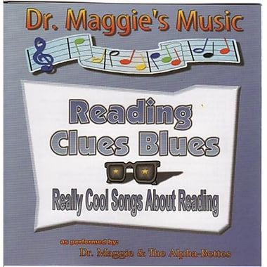 Melody House Reading Clues Blues- CD( MLDYH050)