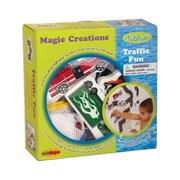 Edushape MAGIC CREATION -TRAFFIC FUN( EDUS649)