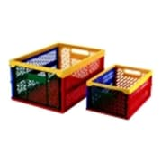 School Specialty Collapsible Storage Case, 18.75 x 13.5 x 9 in.( SSPC69734)